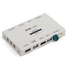 Видеоинтерфейс с HDMI для BMW CIC с активными парковочными линиями - Краткое описание