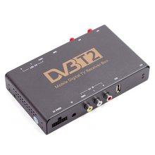 Car DVB T2 HEVC TV Receiver with Video Input - Short description