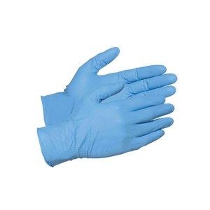 Нитриловые перчатки размер S, 100 шт. упаковка