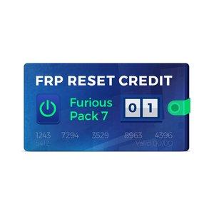 FRP Reset 1 Credit (Furious Pack 7)