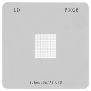 BGA Stencil A7 CPU Apple iPhone 5S