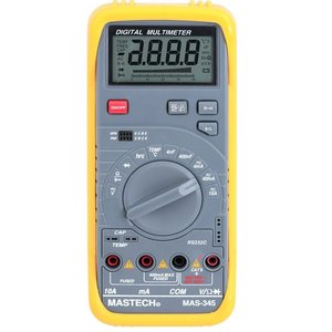 Digital Multimeter Mastech MAS345