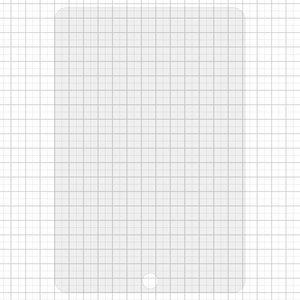 Vidrio de protección templado All Spares para tablet PC Apple iPad Mini, iPad Mini 2 Retina, 0,26 mm 9H