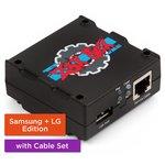 Z3X Box Samsung + LG Edition с набором кабелей (55 шт.)