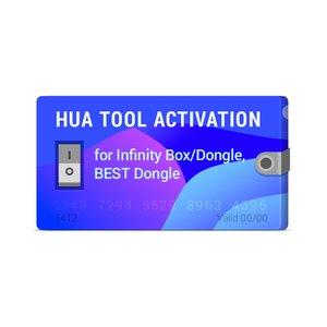 Активация Hua Tool для Infinity-Box/Dongle, BEST Dongle
