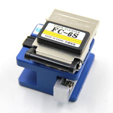 Сколювач оптичних волокон FC-6S
