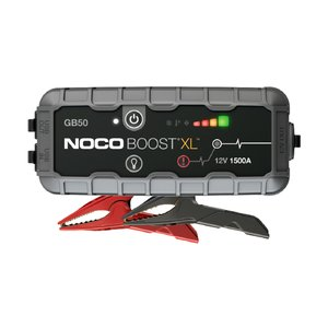 Пускозарядное устройство для автомобильного аккумулятора GB50