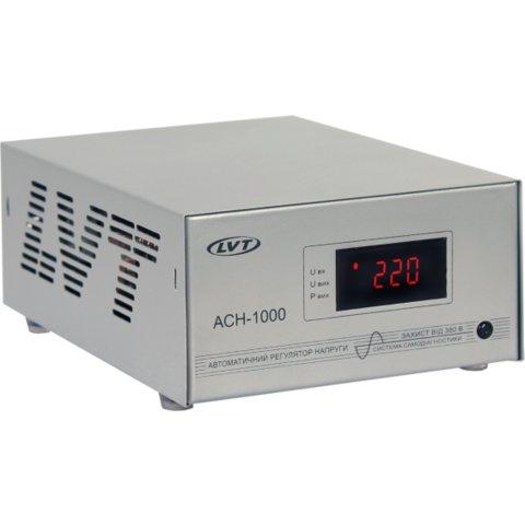 Стабілізатор напруги LVT АСН 1000