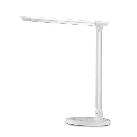Dimmable Rotatable Shadeless LED Desk Lamp TaoTronics TT DL13, White, EU