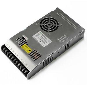 Fuente de alimentación para tiras de luces LED de 5 V, 80 A (400 W), 110-240 V