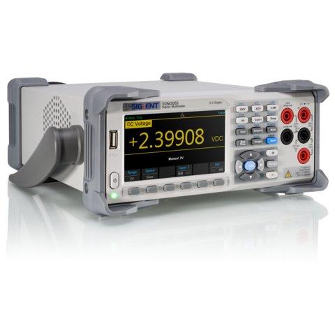 Digital Desktop Multimeter SIGLENT SDM3055 SC