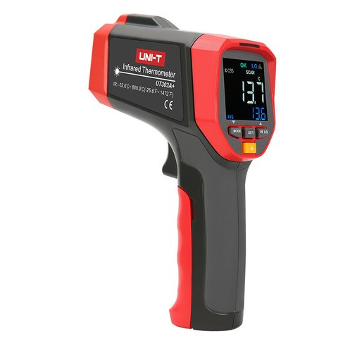 Infrared Thermometer UNI T UT303A+