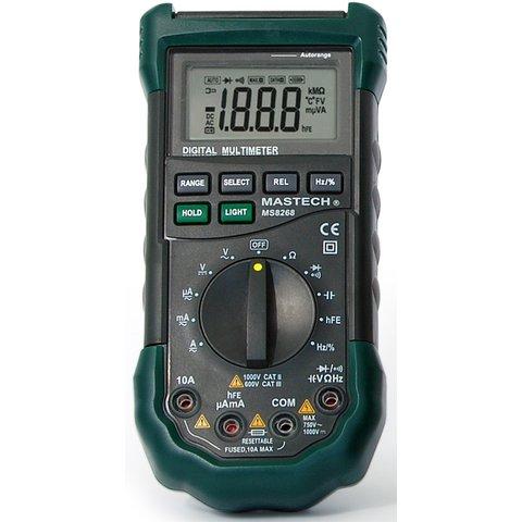 Digital Multimeter MASTECH MS8268