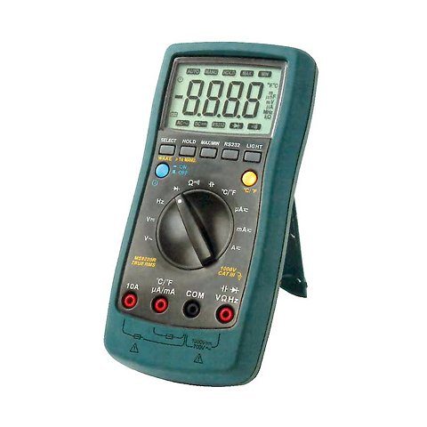 Digital Multimeter MASTECH MS8220R